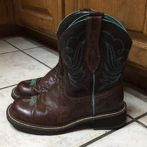 Ariat Fatbaby western boots
